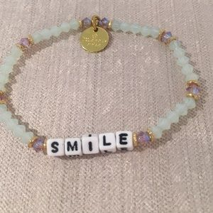 Little Words Project Smile Bracelet